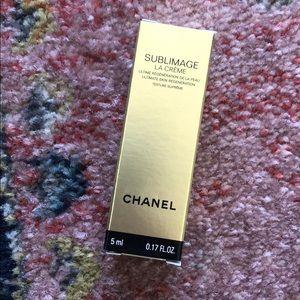 Chanel Sublimage La Creme Deluxe Sample Ultimate